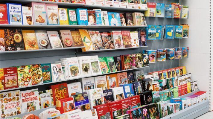 Press, books, stationery 14