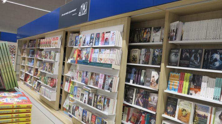 Press, books, stationery 17