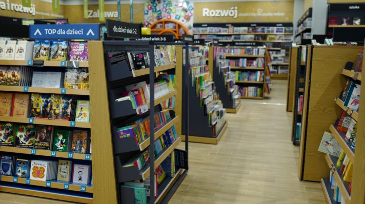 Press, books, stationery 23