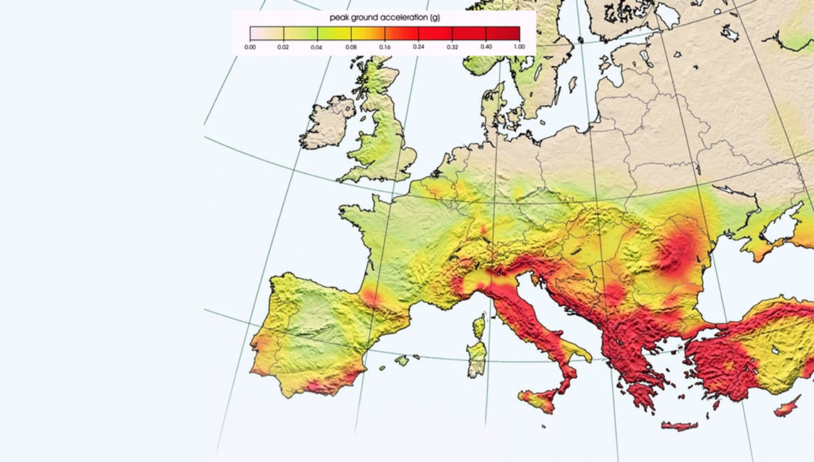 Solutions for seismic zones