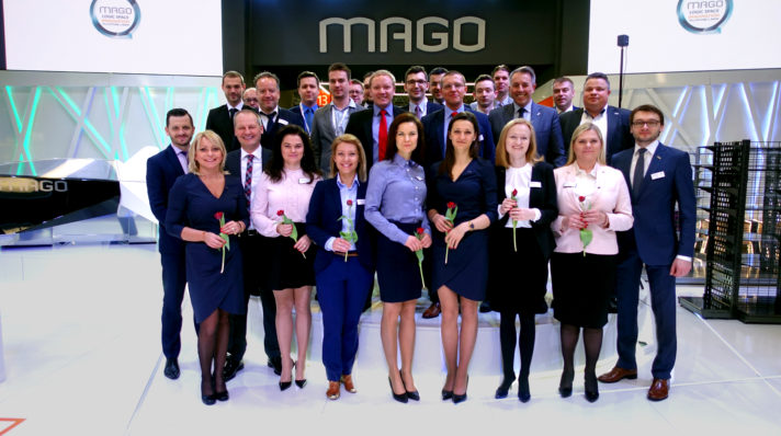 MAGO na EuroShop 2017 - Film