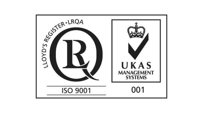 Certyfikat Jakości Lloyd's Register