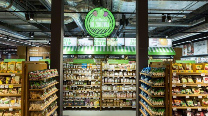 Carrefour Pro - hipermarket przyszłości