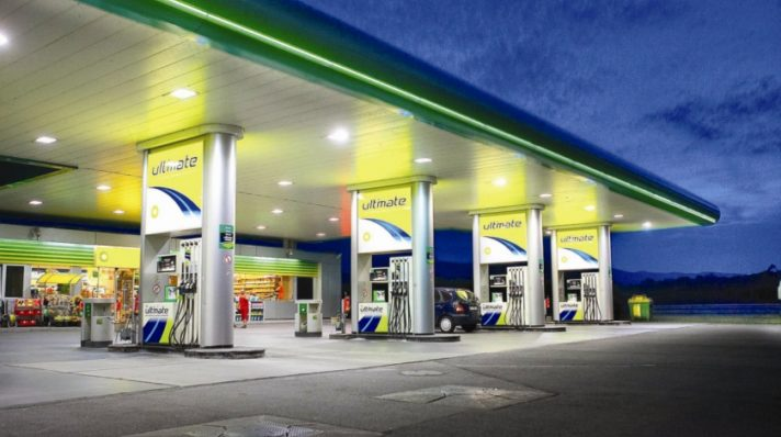 Remodeling BP gas stations by MAGO