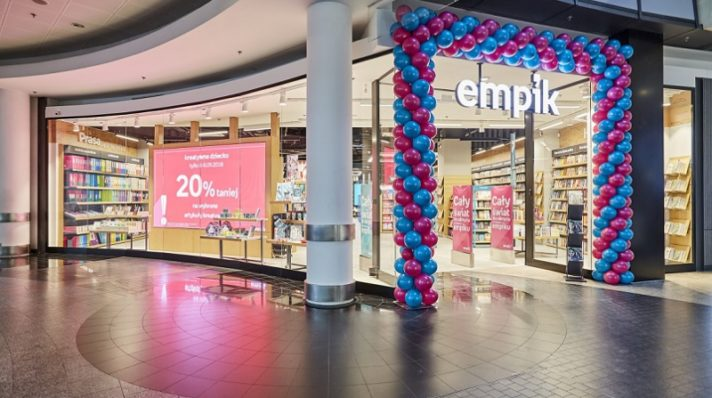 "Empik Future Store has opened in Warsaw ""Złote Tarasy"""