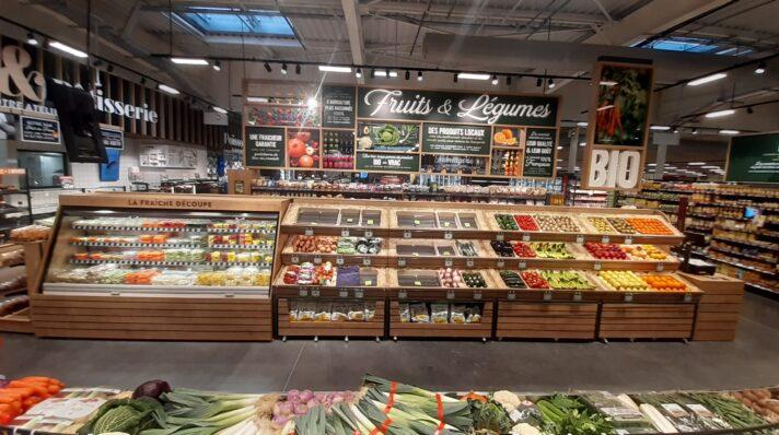 Rozwiązania MAGO we francuskiej sieci supermarketów MATCH