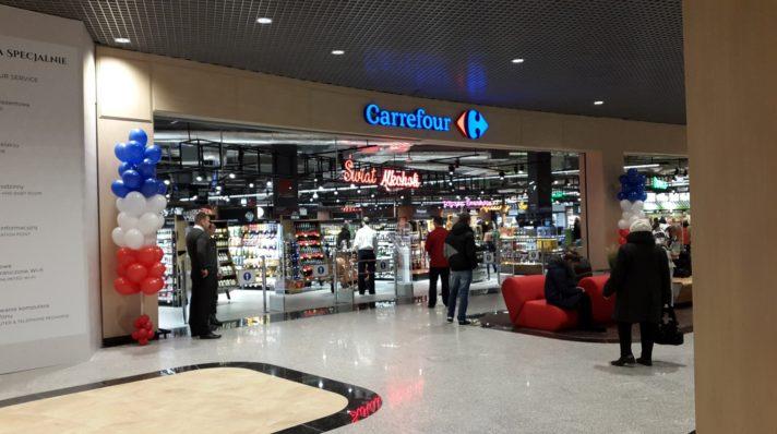 Le premier Carrefour Pro en Pologne est déjà ouvert !