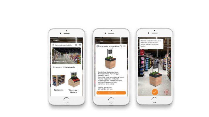 Aplikacja MAGO AR - rewolucja w wyposażeniu sklepowym!