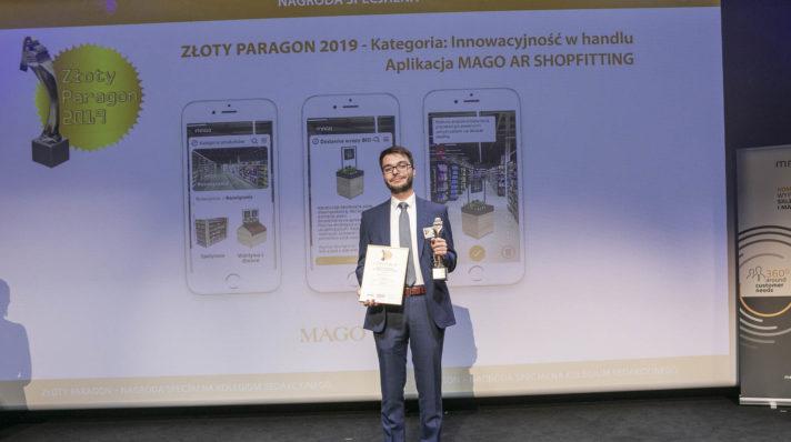 """Konkurs """"Złoty Paragon 2019 – Nagroda Kupców Polskich"""" rozstrzygnięty!"""
